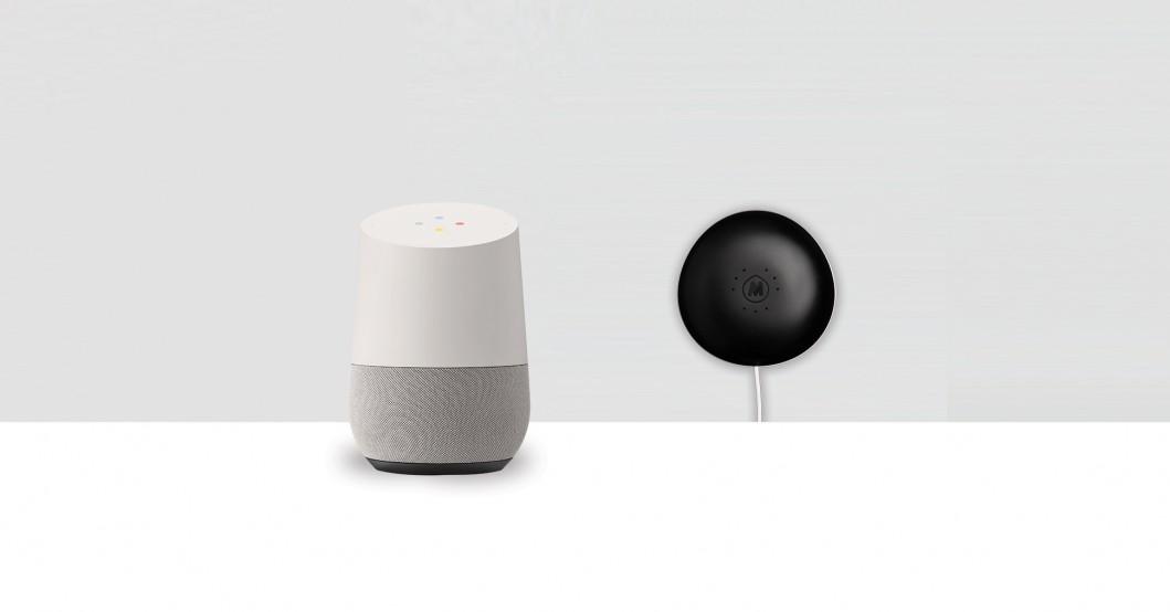 melissa A/C control google home voice control